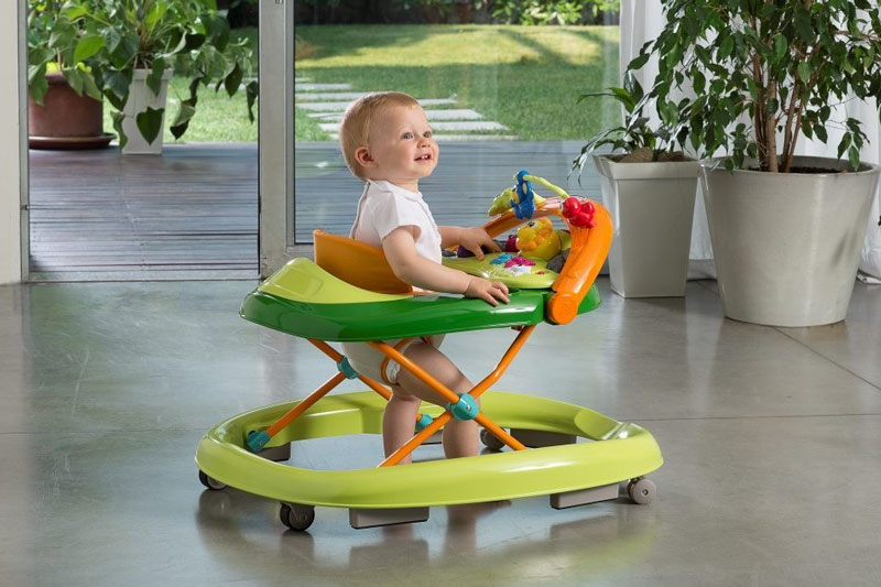 Mejores andadores de bebé económicos