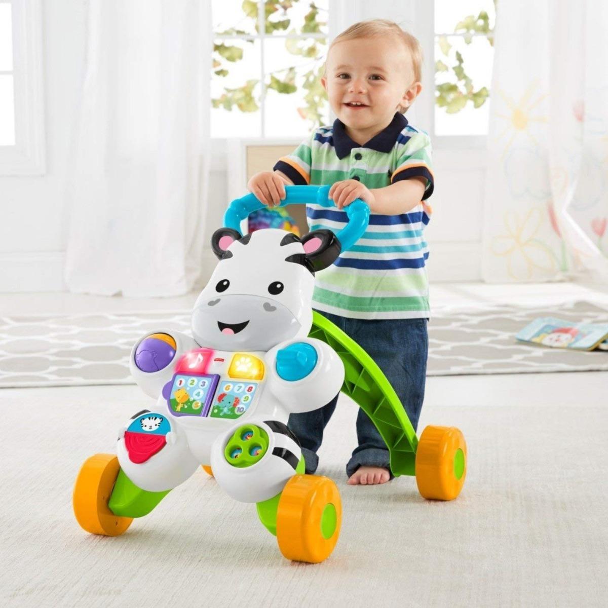Mejores caminadores para bebé fisher price