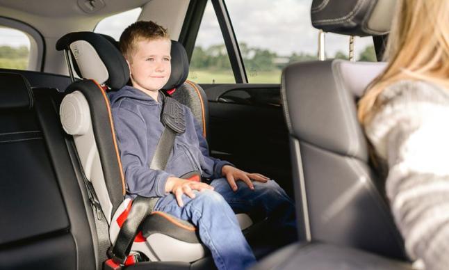 Les meilleurs sièges auto Romer