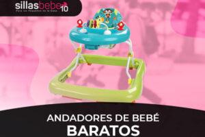 Mejores Andadores de Bebés Baratos