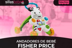 Mejores Andadores para Bebés Fisher Price