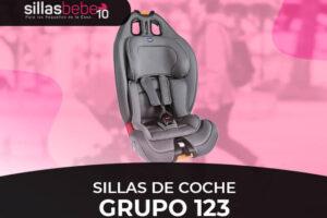 Mejores sillas de coches grupo 123