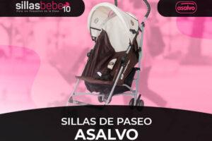 Mejores sillas de paseo Asalvo