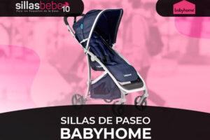 Mejores sillas de paseo Babyhome
