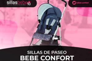 Mejores sillas de paseo Bébé Confort