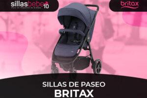 Mejores sillas de paseo Britax