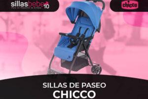 Mejores sillas de paseo Chicco