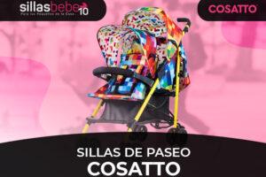 Mejores sillas de paseo Cosatto