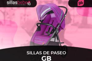 Mejores sillas de paseo Gb Gold