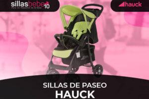 Mejores sillas de paseo Hauck