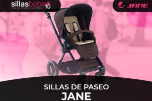 Mejores sillas de paseo Jane