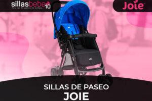 Mejores sillas de paseo Joie