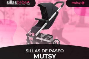 Mejores sillas de paseo Mutsy