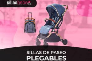 Mejores sillas de paseo plegables