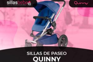 Mejores sillas de paseo Quinny