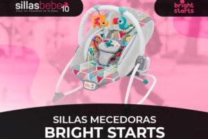 Mejores Sillas Mecedoras para Bebés Bright Starts