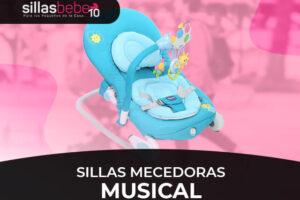 Mejores Sillas Mecedoras para Bebés Musical